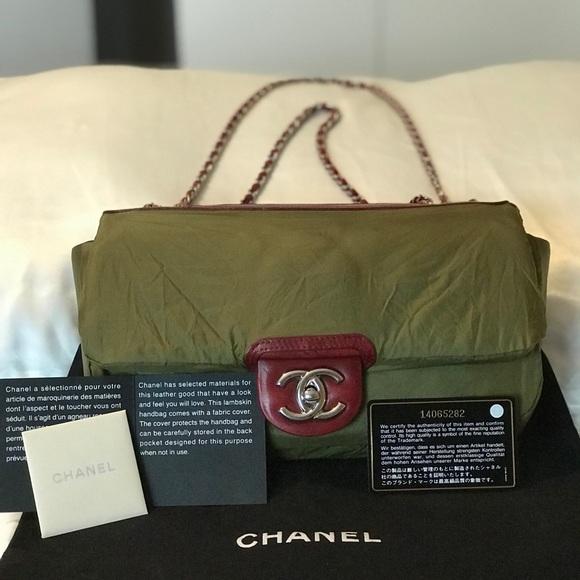 82f452a3d8928c CHANEL Bags | Seasonal Lambskin Single Flap | Poshmark